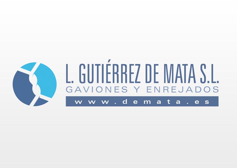L.Gutierrez De Mata - Logotipo