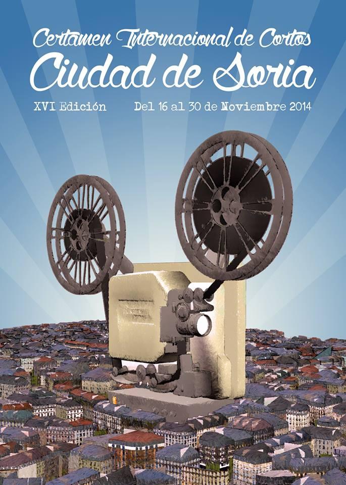 Cartel - Ciudad de Soria