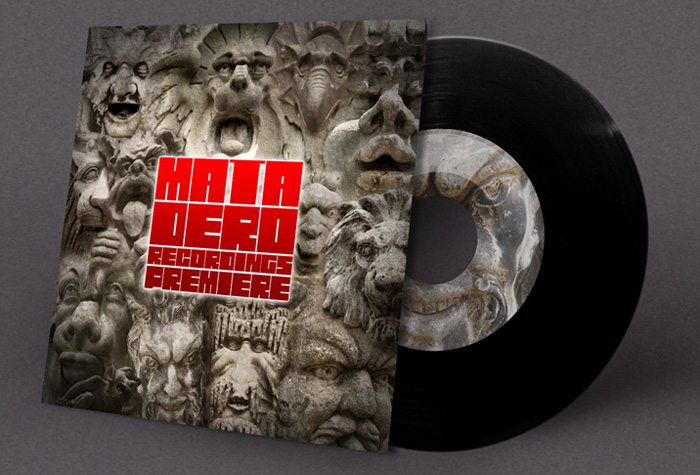 Matadero Recordings - Portada para Vinilo