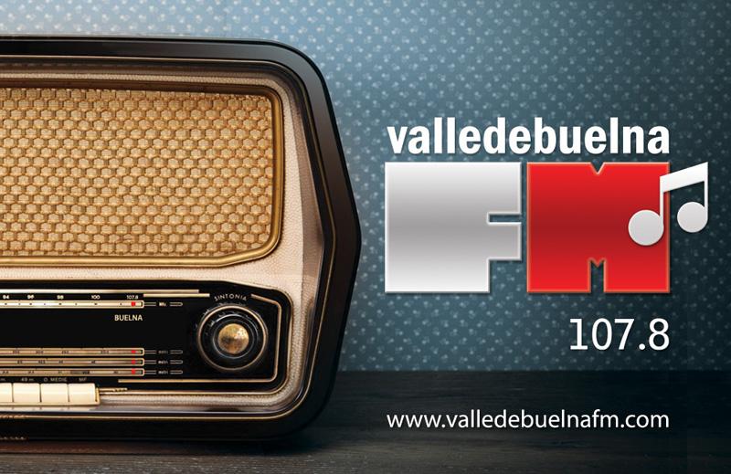 Valle de Buelna FM - Tarjeta